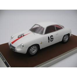 Alfa Romeo Giulietta SZ Coppa Inter. Monza 1960