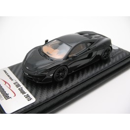 McLaren 570S Coupè Onyx Black 2015