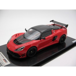 Lotus Exige 380 Cup Gloss Red 2018